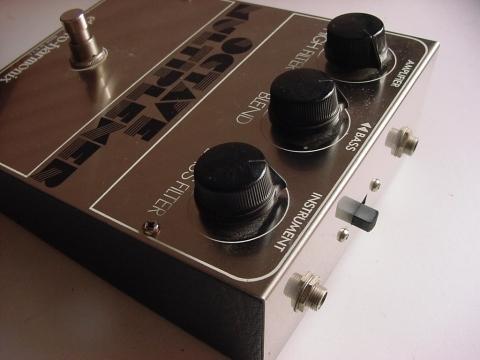 electro harmonix octave multiplexer studio1525 vintage musical equipment store. Black Bedroom Furniture Sets. Home Design Ideas