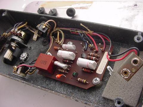 Thomas Organ Cry Baby Model 95 Wah Pedal