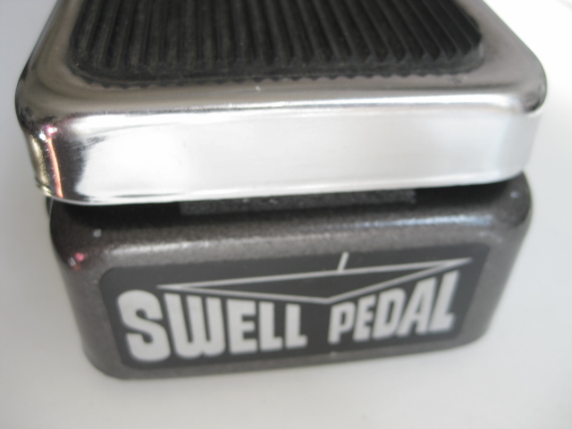 Swell Colorsound Volume Pedal by Sola Sound