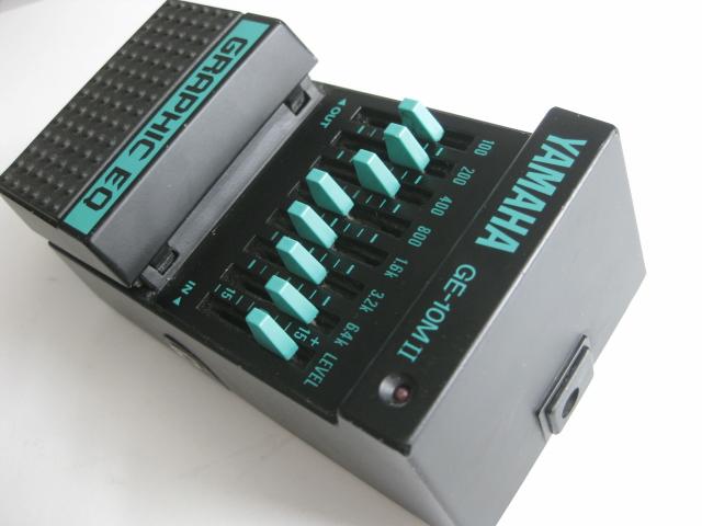 Yamaha GE-10 II Graphic EQ - $60 00 : Studio1525, Vintage